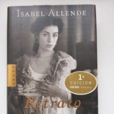 Libros: LIBRO RETRATO EN SEPIA, DE ISABEL ALLENDE. Lote 209407115