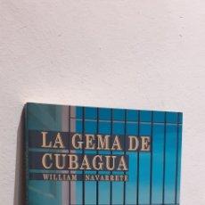 Libros: LA GEMA DE CUBAGUA. Lote 211866715
