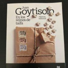 Libros: EN LOS REINOS DE TAIFA. JUAN GOYTISOLO. ALIANZA EDITORIAL. 2015.. Lote 213912123
