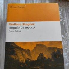 Libros: ÁNGULO DE REPOSO. Lote 218126713