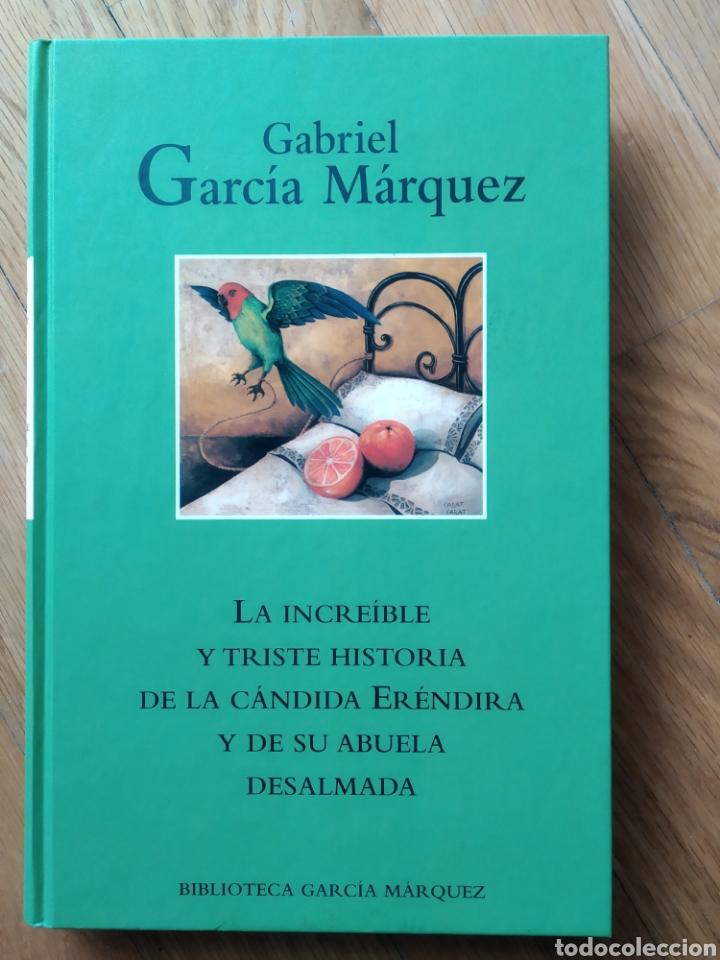 LA INCREÍBLE Y TRISTE HISTORIA DE LA CÁNDIDA ERENDIRA Y DE SI ABUELA DESALMADA. GABREL G. MÁRQUEZ (Libros Nuevos - Narrativa - Literatura Hispanoamericana)