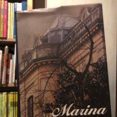 Libros: MARINA CARLOS LUIS ZAFON EDEBÉ TAPA DURA. Lote 220606601