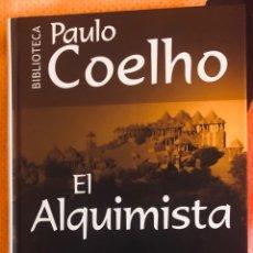 Libros: PAULO COELHO: EL ALQUIMISTA. Lote 222159420