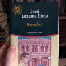 Livres: EL MUNDO 42: JOSÉ LEZAMA LIMA: PARADISO. Lote 223816260