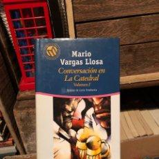 Livres: EL MUNDO 66: MARÍO VARGAS LLOSA, CONVERSACIÓN EN LA CATEDRAL, VOLUMEN UNO. Lote 223835465