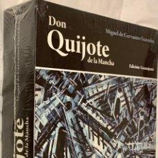 Livres: DON QUIJOTE DE LA MANCHA - EDICIÓN DE GUANAJUATO (MÉXICO) 2010 NUEVO. Lote 229751665