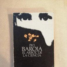 Livres: EL ÁRBOL DE LA CIENCIA - PÍO BAROJA - ALIANZA. Lote 232338790