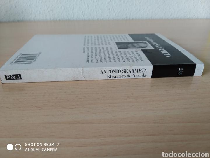 Libros: El cartero de Neruda. Antonio Skarmeta. Nuevo - Foto 4 - 243123165
