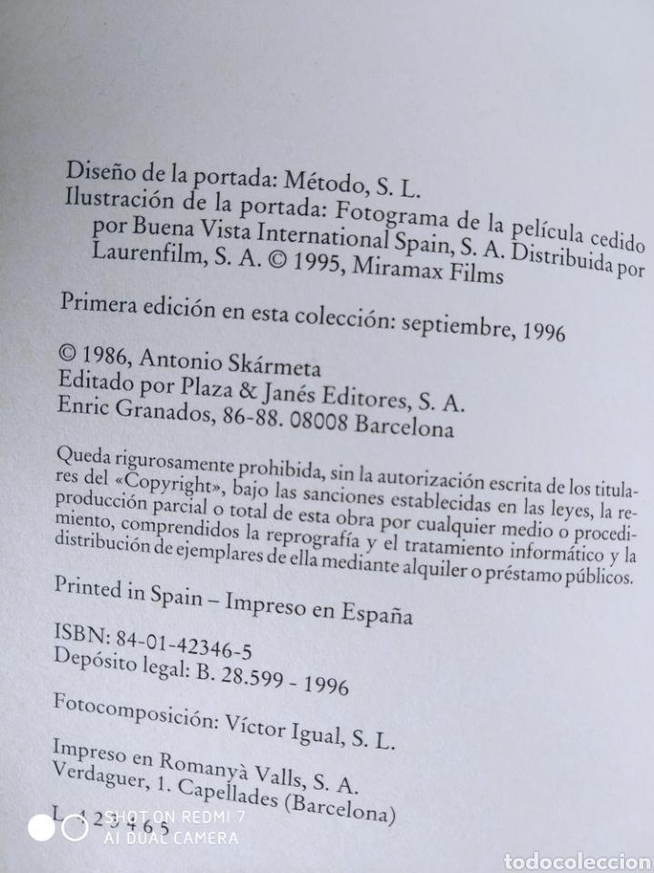Libros: El cartero de Neruda. Antonio Skarmeta. Nuevo - Foto 8 - 243123165