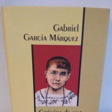 Libros: GABRIEL GARCÍA MÁRQUEZ. CRÓNICA DE UNA MUERTE ANUNCIADA. CIRCULO DE LEECTORES. Lote 243472655