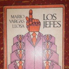 Libros: LOS JEFES. Lote 248687585