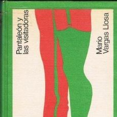 Libros: PANTALEON Y LAS VISITADORAS --MARIO VARGAS LLOSA. Lote 252301060