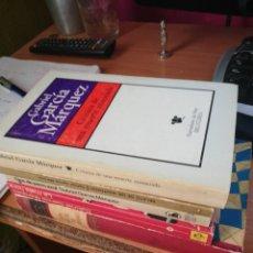 Libros: LOTE GABRIEL GARCIA MARQUEZ. Lote 253498270