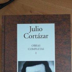 Libros: OBRAS COMPLETAS I (JULIO CORTÁZAR). Lote 253873805