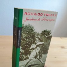 Libros: JARDINES DE KENSINGTON. AUTOR: RODRIGO FRESÁN. Lote 256039930