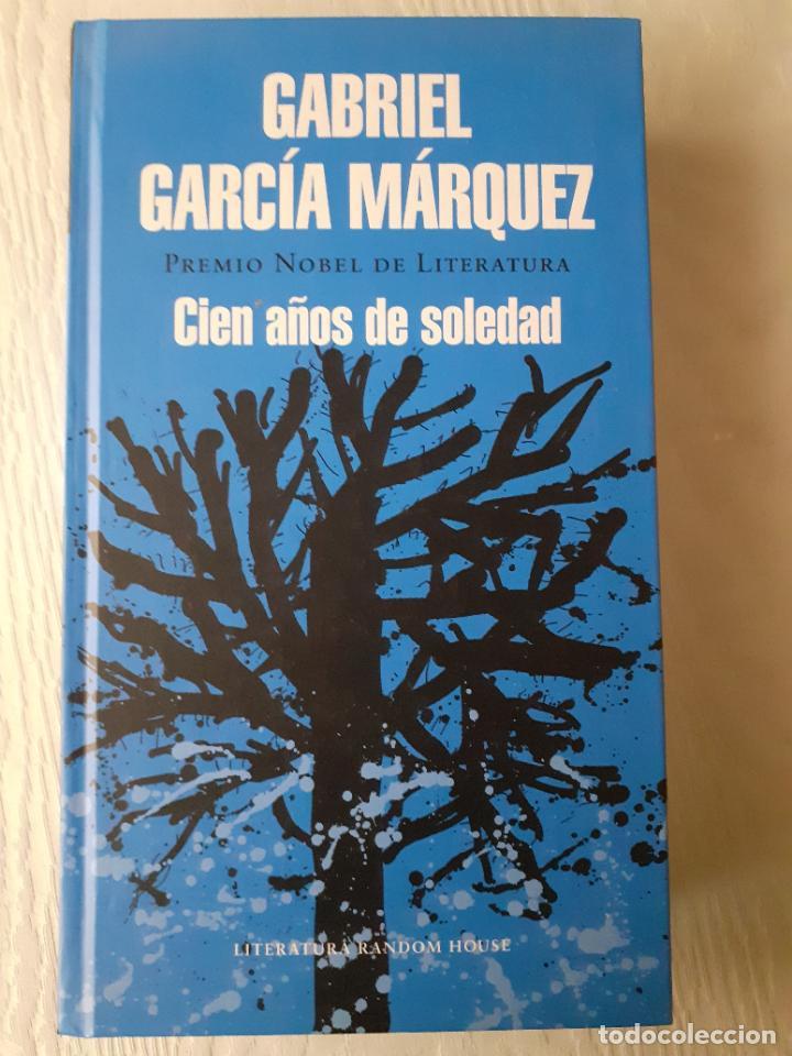 CIEN AÑOS DE SOLEDAD - GABRIEL GARCÍA MÁRQUEZ (Libros Nuevos - Narrativa - Literatura Hispanoamericana)