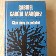 Libros: CIEN AÑOS DE SOLEDAD - GABRIEL GARCÍA MÁRQUEZ. Lote 258200440