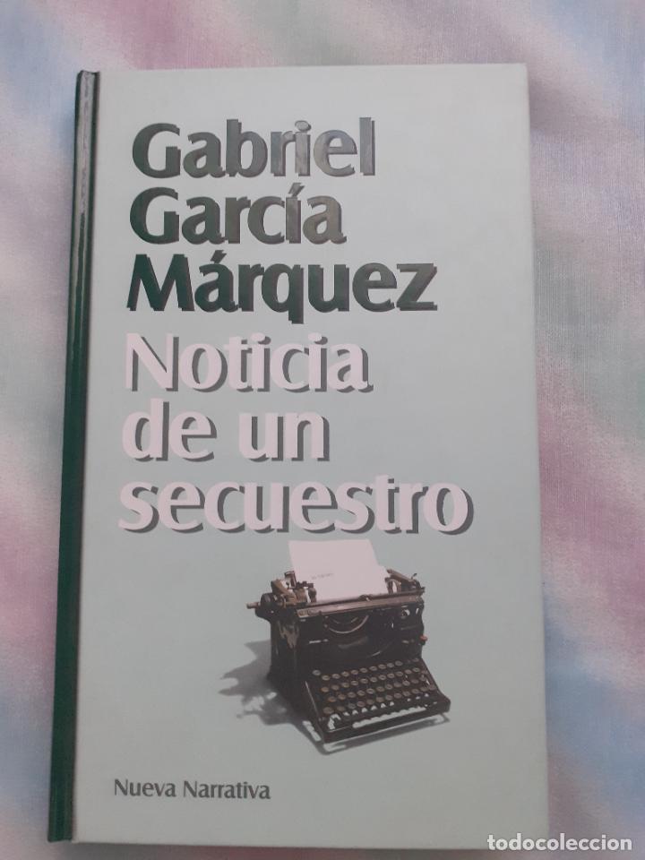 NOTICIA DE UN SECUESTRO - GABRIEL GARCÍA MÁRQUEZ (Libros Nuevos - Narrativa - Literatura Hispanoamericana)