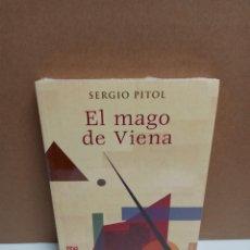 Libros: SERGIO PITOL - EL MAGO DE VIENA - FONDO DE CULTURA ECONÓMICA. Lote 258964995