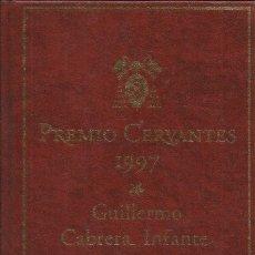 Libros: LA HABANA PARA UN INFANTE DIFUNTO / GUILLERMO CABRERA INFANTE.. Lote 262066995