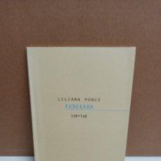 Libros: LILIANA PONCE - FUDEKARA - TSE/TSE. Lote 262599980