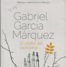 Libros: EL OTOÑO DEL PATRIARCA / GABRIEL GARCÍA MÁRQUEZ.. Lote 262863515