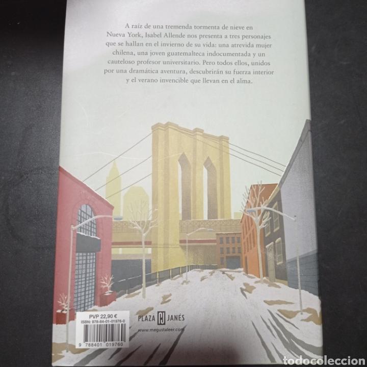 Libros: MAS ALLÁ DEL INVIERNO ISABEL ALLENDE , TAPA DURA ,ENVIO GRATIS - Foto 2 - 266583248