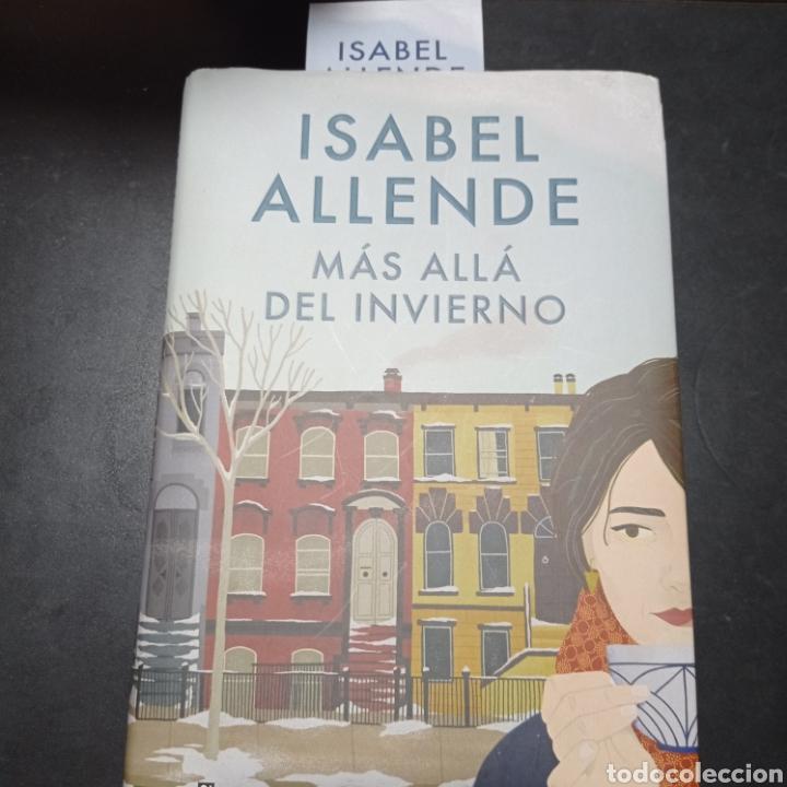 MAS ALLÁ DEL INVIERNO ISABEL ALLENDE , TAPA DURA ,ENVIO GRATIS (Libros Nuevos - Narrativa - Literatura Hispanoamericana)