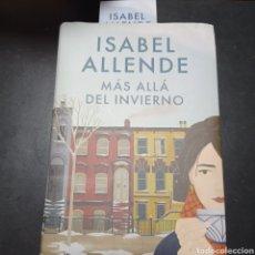 Libros: MAS ALLÁ DEL INVIERNO ISABEL ALLENDE , TAPA DURA ,ENVIO GRATIS. Lote 266583248