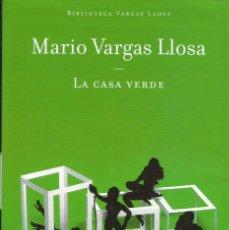 Libros: LA CASA VERDE / MARIO VARGAS LLOSA.. Lote 267393359