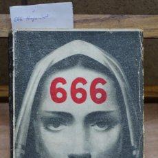 Libros: WAST HUGO. 666. Lote 269030964