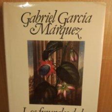 Libros: G. GARCÍA MÁRQUEZ. LOS FUNERALES DE MAMÁ GRANDE. Lote 271111768