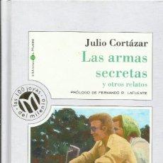 Libros: LAS ARMAS SECRETAS / JULIO CORTÁZAR.. Lote 274813488
