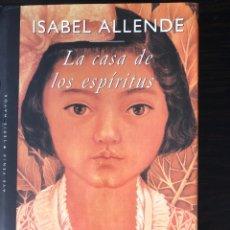 """Libros: LIBRO """"LA CASA DE LOS ESPÍRITUS"""", ISABEL ALLENDE. Lote 275498778"""