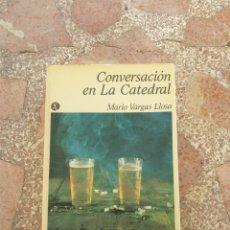 Libros: CONVERSACIÓN EN LA CATEDRAL - MARIO VARGAS LLOSA. Lote 278865018