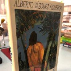 Libros: XARAGUÁ - ALBERTO VAZQUEZ FIGUEROA. Lote 282210518