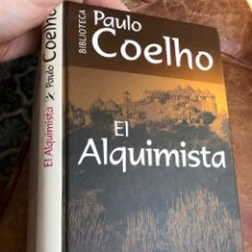 Libros: 2001 EL ALQUIMISTA DE PAULO COELHO PLANETA DEAGOSTINI. Lote 285194868