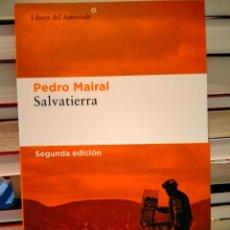 Libros: PEDRO MAIRAL. SALVATIERRA .LIBROS DEL ASTEROIDE. Lote 286888263