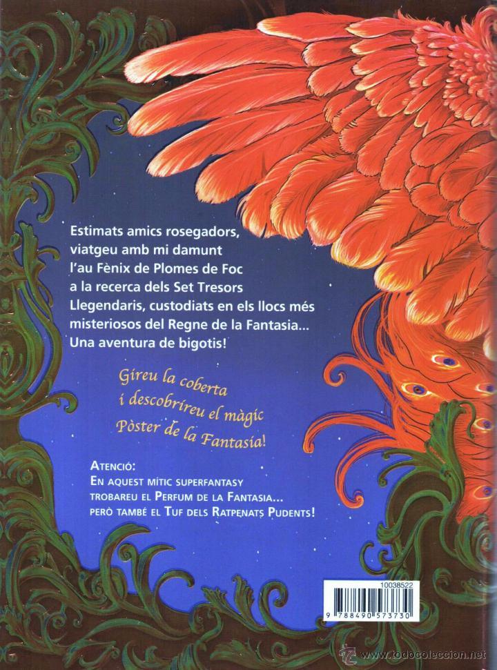 Libros: GERONIMO STILTON: EL GRAN LLIBRE DEL REGNE DE LA FANTASIA - DESTINO, ESTRELLA POLAR 2014 (NUEVO) - Foto 2 - 82705114