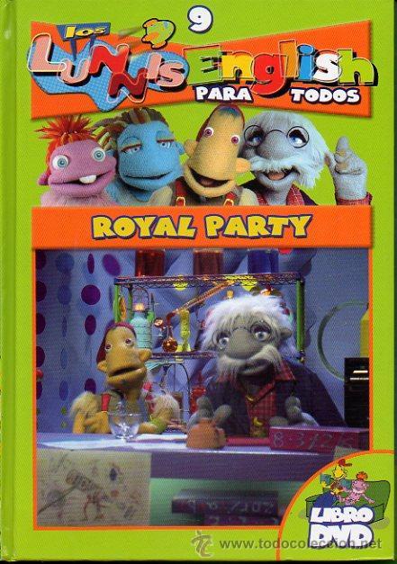 LOS LUNNIS ENGLISH. LIBRO + DVD COLECCION 19 TOMOS (Libros Nuevos - Literatura Infantil y Juvenil - Literatura Infantil)