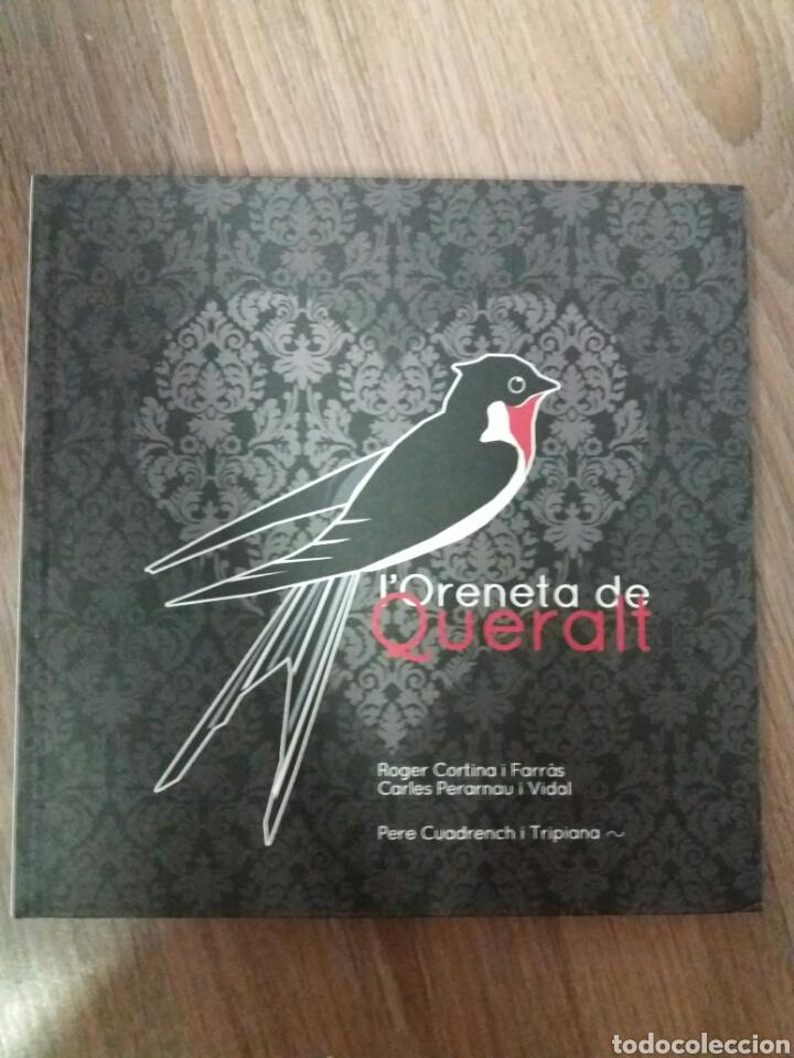 BERGA LLIBRE INFANTIL L'ORENETA DE QUERALT (Libros Nuevos - Literatura Infantil y Juvenil - Literatura Infantil)