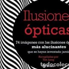 Livros: ILUSIONES ÓPTICAS EDITORIAL BRUÑO. Lote 70785575