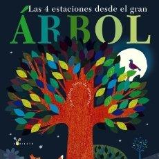 Libros: LAS 4 ESTACIONES DESDE EL GRAN ÁRBOL EDITORIAL BRUÑO. Lote 95317650
