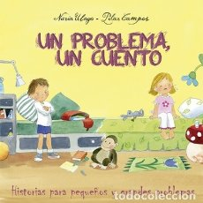 Libros: UN PROBLEMA, UN CUENTO: HISTORIAS PARA PEQUEÑOS Y GRANDES PROBLEMAS SAN PABLO EDITORIAL. Lote 95317948