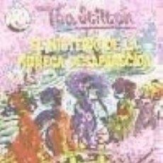Libros: TEA STILTON 10. EL MISTERIO DE LA MUÑECA DESAPARECIDA EDITORIAL PLANETA, S.A.. Lote 95318086