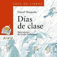 Libros: DÍAS DE CLASE ED. ANAYA INFANTIL Y JUVENIL. Lote 95397216