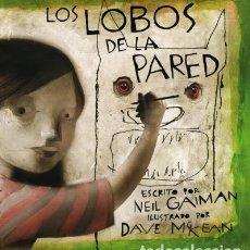 Libros: LOS LOBOS DE LA PARED (3ª EDICION) ASTIBERRI EDICIONES. Lote 95570531