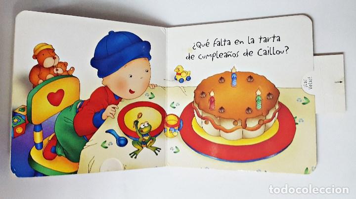 Libros: Libro Caillou Dime que falta - Foto 3 - 97980891