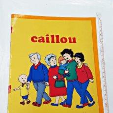 Libros: LIBRO PARA COLOREAR CAILLOU. Lote 97981639
