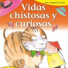 Libros: VIDAS CHISTOSAS Y CURIOSAS SUSAETA EDICIONES,S.A.. Lote 104159308